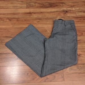[4a] GAP Gray Wide Leg Trousers